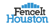 Fenct It Houston - Logo